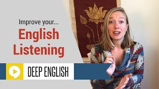 Video Ways to Improve English Listening Skills and Understand Native Speakers MP3, 3GP, MP4, WEBM, AVI, FLV April 2019