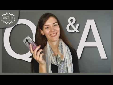 My sewing machines, drawing 10 heads & where to study | FASHION Q&A | Justine Leconte