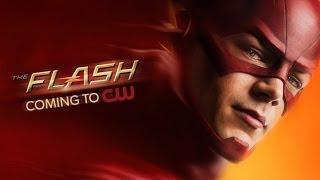 Флэш. Первый Взгляд. #НеМоргай(#Don'tBlink) / The Flash (на русском)