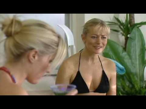 Terri Dwyer - Huge cleavage on property show