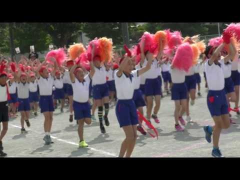 2017年5月27日小倉台小学校運動会?