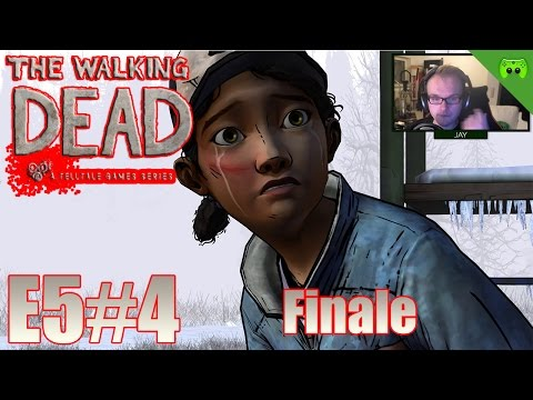 TWD S02E05 # 4 - Finale «» Let's Play The Walking Dead No Going Back   HD