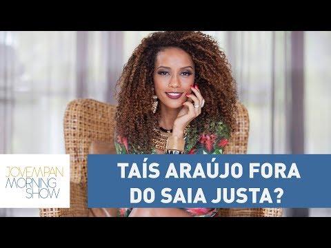 Taís Araújo fora do Saia Justa? Vinicius Moura tem os detalhes (видео)