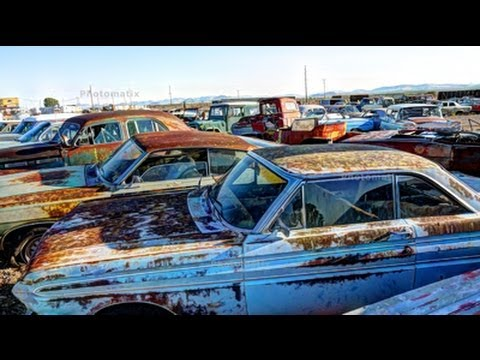 Graveyard of Classic Cars – Arizona – Las Vegas Tourist Attraction