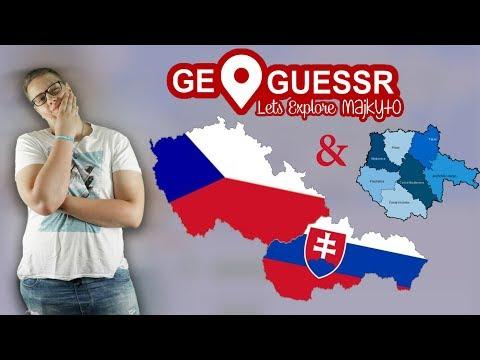 ČESKOSLOVENSKO & JIHOČESKÝ KRAJ! | Geoguessr #04