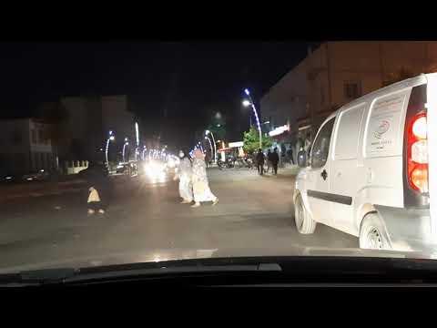 مدينة الفقيه بن صالح ليلا . 29082020