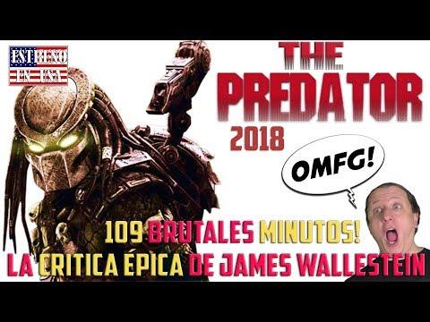 THE PREDATOR - EL DEPREDADOR (2018) critica de James Wallestein