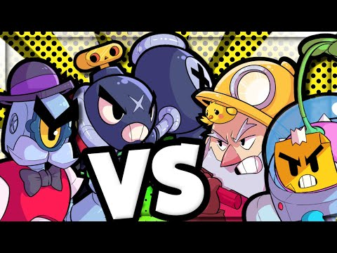 SPROUT vs BARLEY vs TICK vs DYNAMIKE! | Thrower Olympics! | 15 Tests!