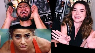 TRACKTOWN Trailer Reaction & Jaby's New Hero