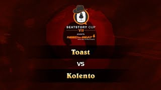 Kolento vs Toast, game 1