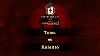 Kolento vs Toast, game 1