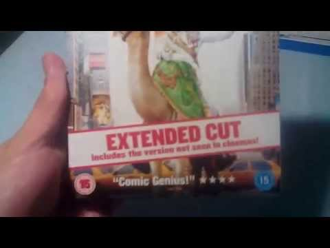 The Dictator Blu-ray (UK)