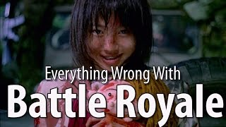 Nonton Everything Wrong With Battle Royale Film Subtitle Indonesia Streaming Movie Download