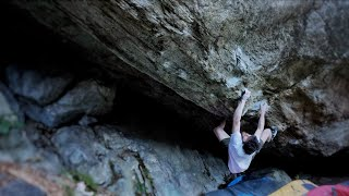 EPHYRA (8C+) FIRST ASCENT by mellow