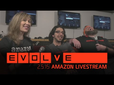 Evolve Live –– Amazon.com [FEB 5, 2015]