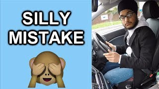 Video What A Silly Mistake On Your Driving Test - He Almost Passed! MP3, 3GP, MP4, WEBM, AVI, FLV April 2019