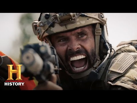 SIX: The Seal Team Six Family | New Series Premieres Jan 18 10/9c | History (видео)