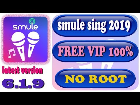 How To Get Smule Sing Vip Access Pass Without Root,SMULE SING LASTED VERSION 6.2.5 #smule_sing_vip