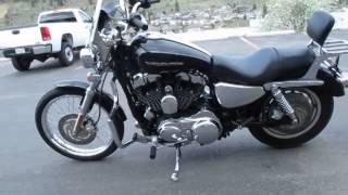 9. 2007 Harley Davidson XL1200C Sportster 1200 Custom