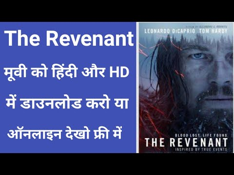 The Revenant (English) 2 Movie In Hindi 720p Download [BETTER] 0