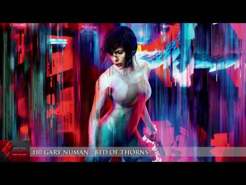 Ghost In The Shell #10 Gary Numan - Bed of Thorns