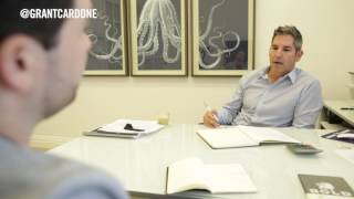 Business Coaching for Advertising Agency by Grant Cardone Grant Cardone Coaches an advertising agency to $50000000 per year! How would you map out ...