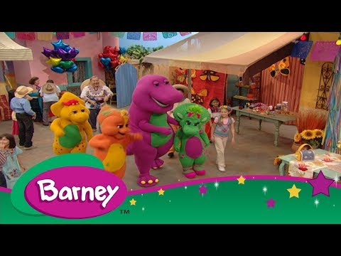 Barney - Let's Go on Vacation - Barney's Travel Book: Mexico