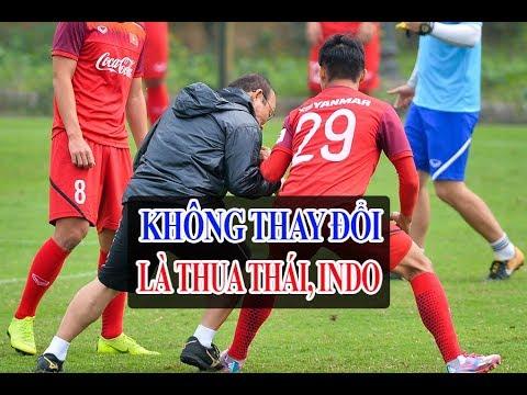 HLV Park Hang Seo thực hiện ba sự thay đổi SỐNG CÒN để U23 Việt Nam hạ Thái Lan, Indonesia - Thời lượng: 10:11.
