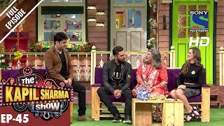 Episode 45 Yuvraj   Hazel in Kapils Show 24th Sep 2016
