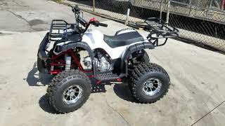 4. Tao Motor ATV | NEW TFORCE 120cc Automatic Adult and Youth ATV with Reverse | Powersports Gone Wild