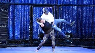Video Ronda Rousey vs. Andy Lassner MP3, 3GP, MP4, WEBM, AVI, FLV Maret 2018