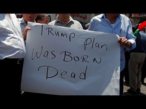 Aπορρίπτουν οι Παλαιστίνιοι το σχέδιο Κούσνερ για το Μεσανατολικό…