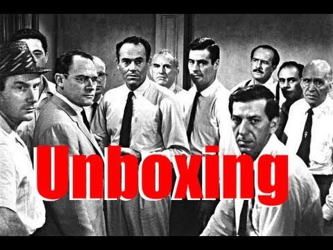 Die 12 Geschworenen - Blu-ray - Unboxing (german)