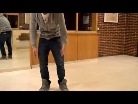 T Step - En este vídeo os enseñaré a realizar el T-Step! Es un paso muy básico que se puede combinar de muchas formas. Si te ha gustado el paso dale a LIKE! SUSCRÍBET...