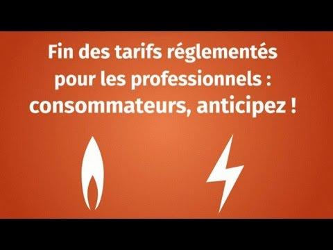Comprendre la fin des tarifs réglementés en vidéo