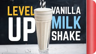 How To Level Up A Vanilla Milkshake by SORTEDfood
