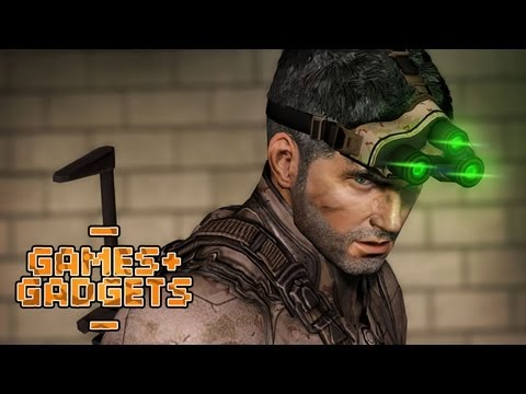 Splinter Cell Blacklist Gameplay | SBTV Games & Gadgets