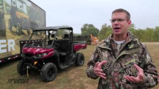 10. 2016 Can-Am Defender - Review