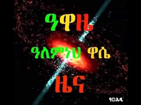 (Awaze Alemneh Wasse) - Why on earth Meseret Mesele had to die?