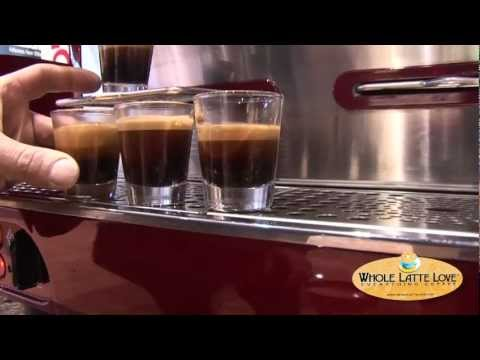 The Brew Off: Gaggia Home vs. Commercial Machines