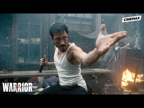 Warrior   Season 2 Episode 9 Preview   Cinemax