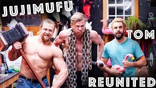 REUNITED WITH JUJIMUFU & TOM | VLOG #142 by Magnus Midtbø