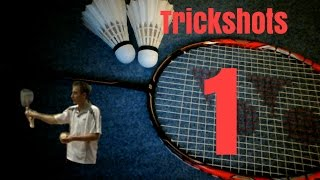 Video Who is the badminton master of trickshots? MP3, 3GP, MP4, WEBM, AVI, FLV Februari 2018