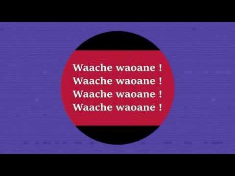 Chege Ft Diamond Platnmuz - Waache Waoane [ LYRICS ]