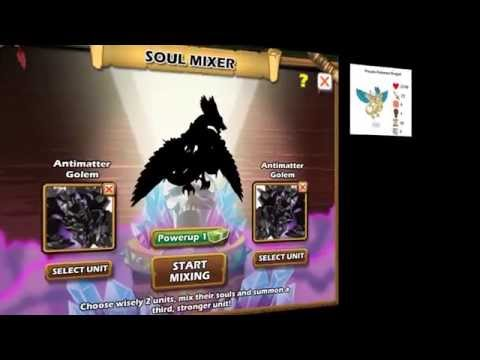 Social Empires - Soul Mixer 40+ Combinações