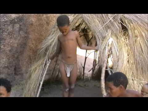 The San people (Bushmen)