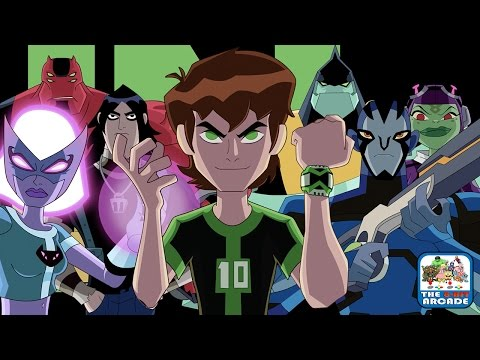 Steven Universe - Ben 10 Omniverse: Final Clash - Getting Together for one Last Throwdown (Cartoon Network Games)