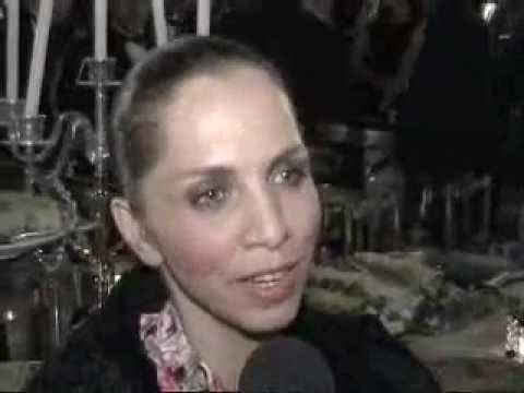 Interview with Sertab Erener  (ESC winner 2003)