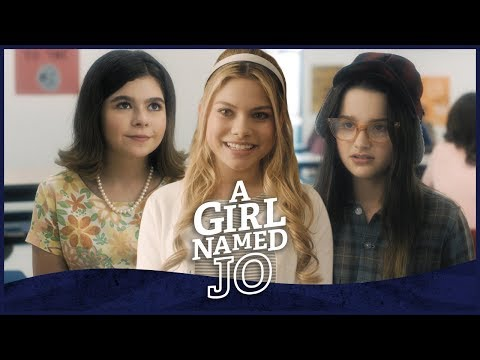"A GIRL NAMED JO | Annie & Addison In ""Runaway Girl"" 