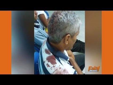 Prefeito de Carmolândia recebe coronhada durante assalto em posto de combustível